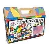 Small World Toys Ryan's Room - Super Thistle Blocks 210 Pc. Set