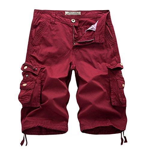 Top DAVID.ANN Men\'s Twill Cargo Shorts supplier JjQF3AbS