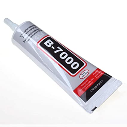 3ac1b83a9d92a7 Amazon.com  AOMAG 110ml pc (3.7fl.oz) Super B7000 Glue Epoxy Resin for Glass  Crystal Jewelry DIY B-7000 Glue Adhesive Mobile Phone Screen