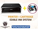 YummyInks ™ Brand: Canon iP7220 Bundled Printing System