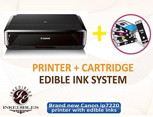YummyInks ™ Brand: Canon iP7220 Bundled Printing System