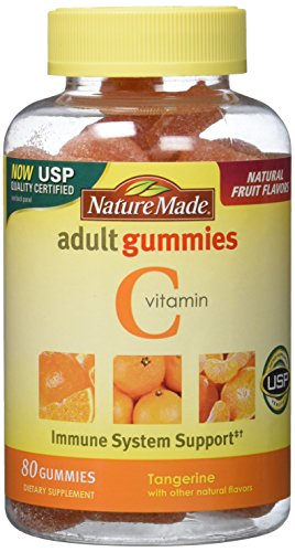 Nature Made Vitamin C Adult Gummies, 80 Count