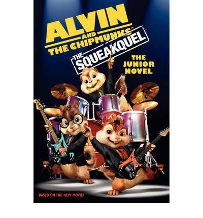 [ ALVIN AND THE CHIPMUNKS: THE SQUEAKQUEL: THE JUNIOR NOVEL (ALVIN AND THE CHIPMUNKS: THE SQUEAKQUEL) - GREENLIGHT ] By McRobb, Will ( Author) 2009 [ Paperback ] (Alvin And The Chipmunks The Squeakquel 2009)