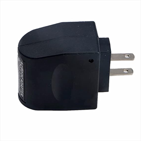 Chezai Ac Us Plug Wall Power To Dc Car Charger Adapter Cigarette Lighter Converter Adapter Küche Haushalt