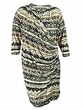 Product review for Calvin Klein Women's Animal Print Faux Wrap Dress