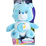 Care Bears Soft Plush Soft Toy 27cm-Bedtime Bear