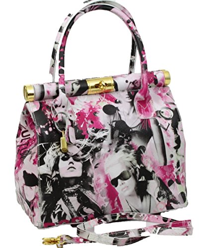 My-Musthave, Borsa a spalla uomo Multicolore multicolore Medio