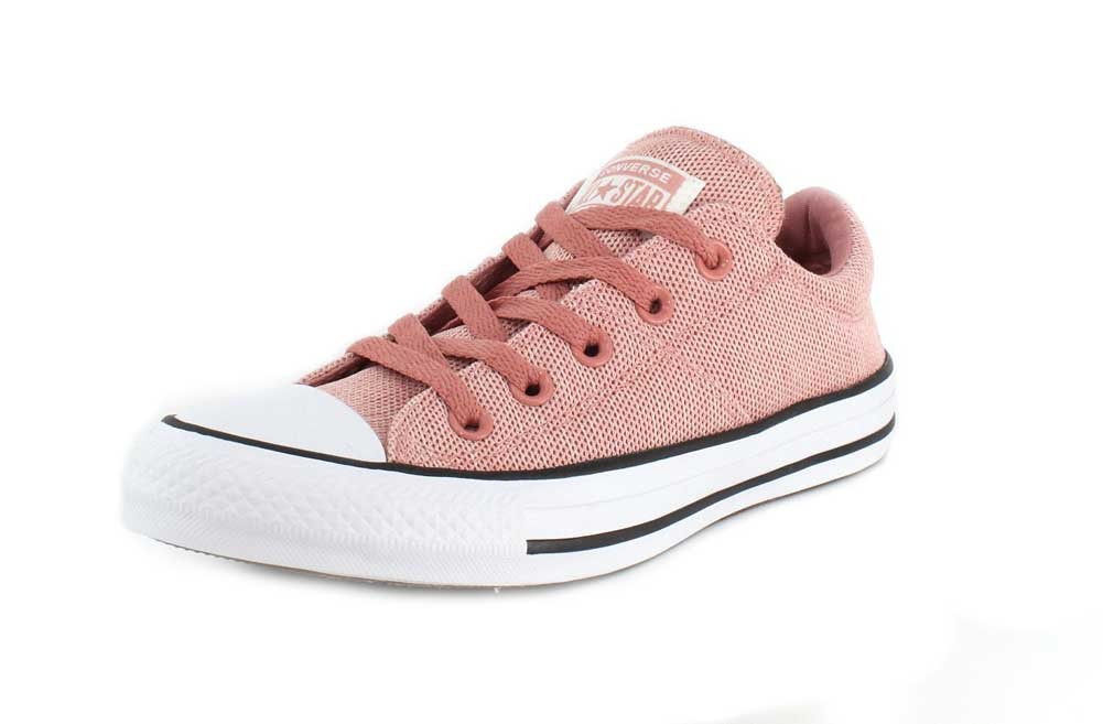 Converse Womens Chuck Taylor All Star Madison-Ox Low-Top Sneaker B078NFTSVN 11 B(M) US|Rusk Pink/Storm Pink