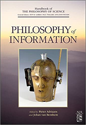 Philosophy of information handbook of the philosophy of science philosophy of information handbook of the philosophy of science 1st edition fandeluxe Choice Image