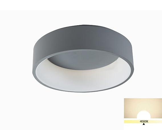 Plafoniera Led Soffitto Rotonda : 33w led soffitto plafoniera ristorante lampada camera da letto