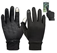Screen Touch Gloves,Touch Gloves Outdoor Sport Gloves Winter Gloves Warm Comfortable Washable Anti-skidding Running Gloves Driving Gloves for Women and Men