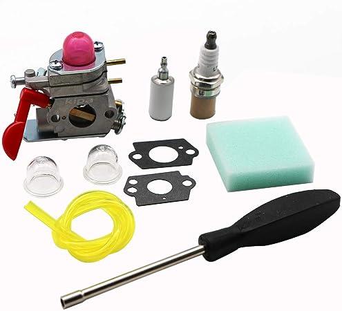 Carburetor Carb kit for POULAN PRO PP025 PP125 PP325 PP258TP PP25E PP26E PP125E