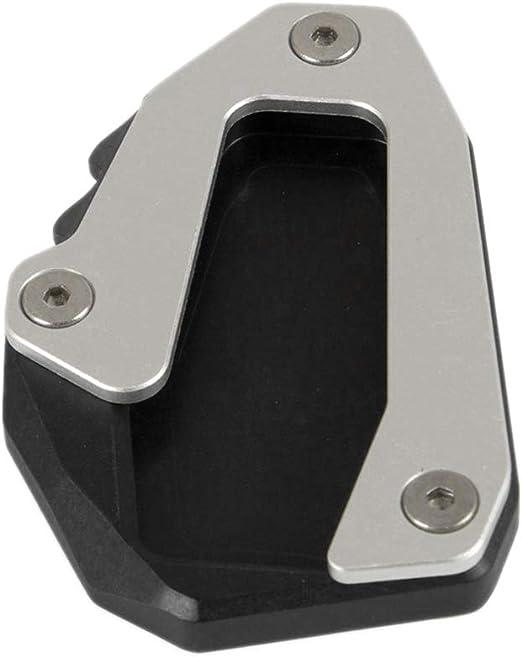 Kamenda per Multistrada1200 1200S Moto Bequille Piede Laterale Estensione Pad Piastra di supporto