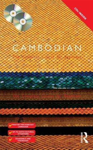 Colloquial Cambodian (Routledge Colloquials (Audio))