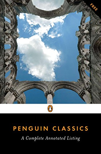 Penguin Classics: A Complete Annotated Listing