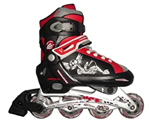 Mongoose Boys In-Line Skates (Large)