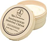 shaving Taylor of Old Bond Street Sandalwood Shaving Cream Bowl, 5.3-Ounce