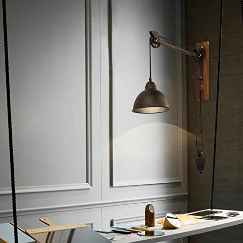 Ajzgfapplique Lampe De Bureau De Travail De Style Industriel De