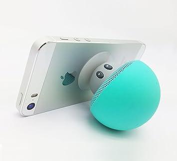 Mini Altavoz Bluetooth Seta (Turquesa) y Altavoz inalámbrico para ...