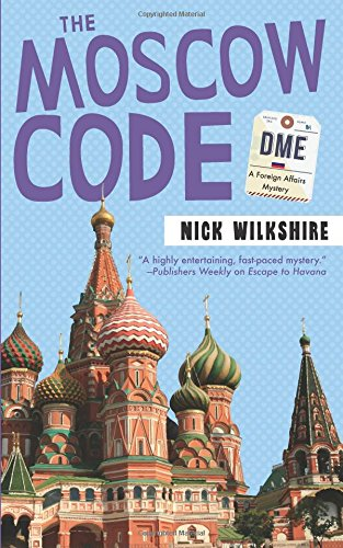 The Moscow Code: A Foreign Affairs Mystery pdf
