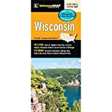 Wisconsin State Waterproof Map
