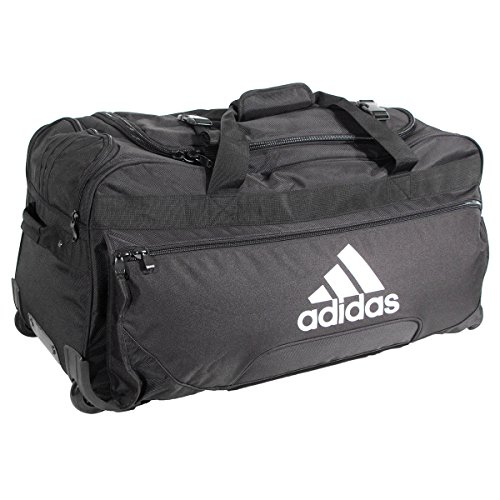 adidas Team Wheel Bag,Black,one size by adidas