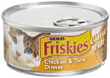 Purina-Friskies-Classic-Pate-Wet-Cat-Food-55-oz-Pack-of-24-Cans