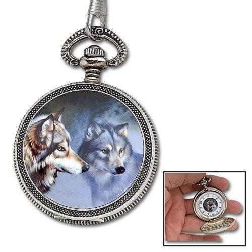 Wolf Pocket Watch, Outdoor Stuffs