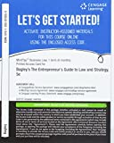 img - for MindTap Business Law, 1 term (6 months) Printed Access Card for Bagley/Dauchy's The Entrepreneur's Guide to Business Law (MindTap Course List) book / textbook / text book