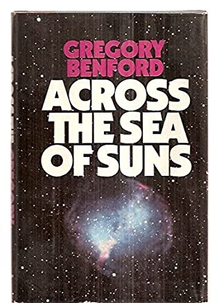 book cover of Across the Sea of Suns