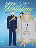 #4: Harry and Meghan The Wedding Paper Dolls (Dover Royal Paper Dolls)