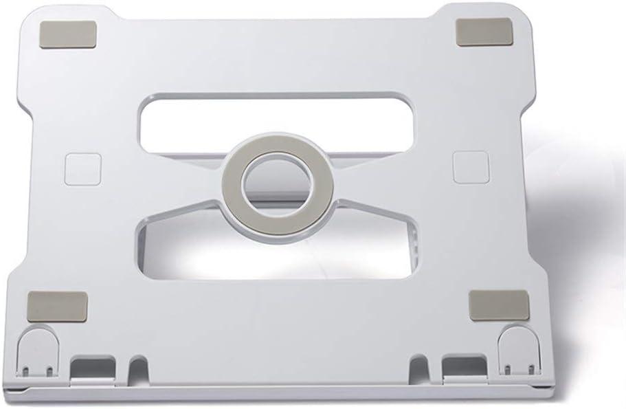 piaoling Folding Portable Laptop Stand Two Heights Adjustable Desktop Heighten Notebook Cooling Holder