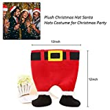 Santa Christmas Hat - Funny Hat Novelty Santa Hat