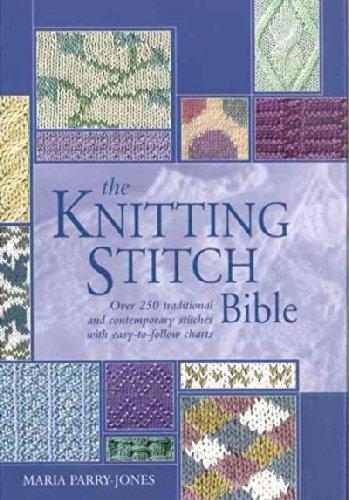 The Knitting Stitch Bible