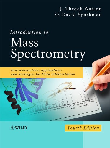 Introduction to Mass Spectrometry: Instrumentation, Applications, and
