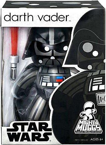 Star Wars Mighty Muggs 6 Darth Vader