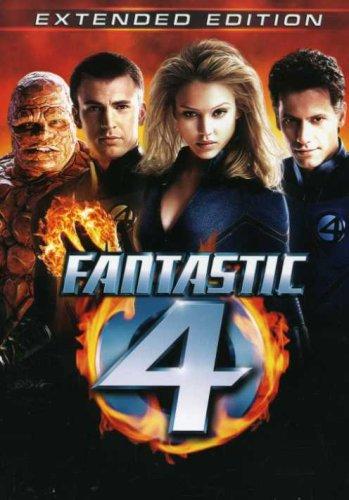 Amazon Com Fantastic Four Two Disc Special Edition Ioan Gruffudd Jessica Alba Chris Evans Michael Chiklis Julian Mcmahon Hamish Linklater