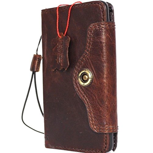 Genuine Vintage Leather Handmade Daviscase product image