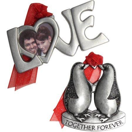 Love Ornament Set