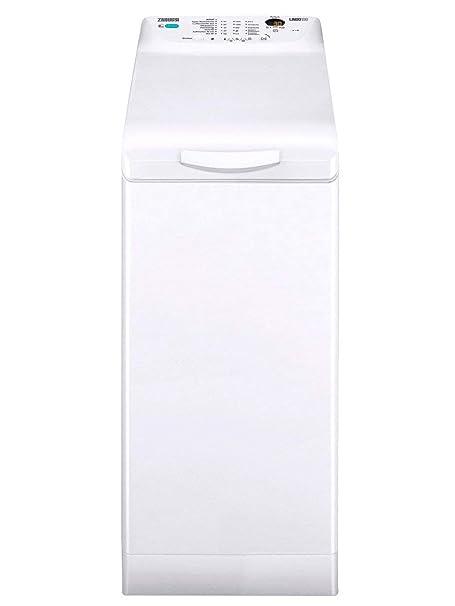 Zanussi zwy612 25wi lavadora carga superior/6 kg carga/regi ...