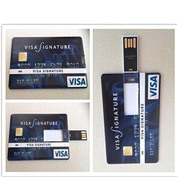ARBUYSHOP real caliente tarjeta de crédito empresarial USB ...
