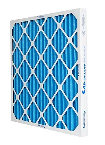Heating, Cooling MERV 8- 12x24x1 Pleated Furnace Filters A/C (12 pack)