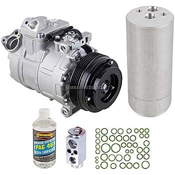 AC Compressor w/A/C Repair Kit For 323i 325i 325xi 328i 328is 330i 330ci M3 - BuyAutoParts 60-80111RK New