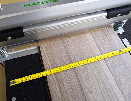 13 inch Pro Flooring Cutter,For Laminate, Engineered Wood,Parquet,Deck-Floor-Boards, fiber-cement siding, VCT, LVT, RVP, SPC, LVP, WPC, Vinyl Tile Flooring and more.MC-330