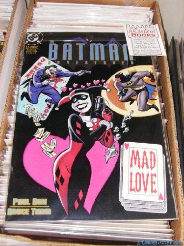 Batman Adventures Mad Love #1