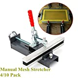 Manual Mesh Stretcher Screen Printing Stretching