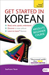 Get Started in Beginner's Korean: Teach Yourself: Book and CD Pack