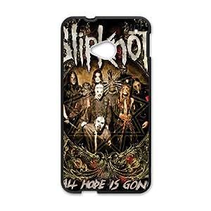 HTC One M7 Phone Case for SlipknoT pattern design GQSKT685227