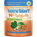 Natural Balance Platefulls Indoor Wet Cat