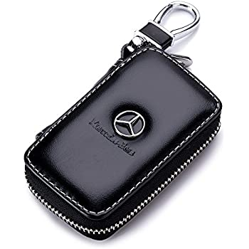 Amazon.com: Mercedes Benz Car Key Holder Remote Cover Fob ...